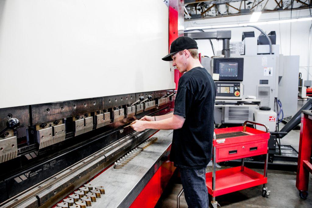 Precision Sheet Metal Work Metzfab