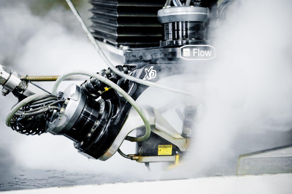 MetzFab Industries adds Waterjet Cutting to its Capabilities